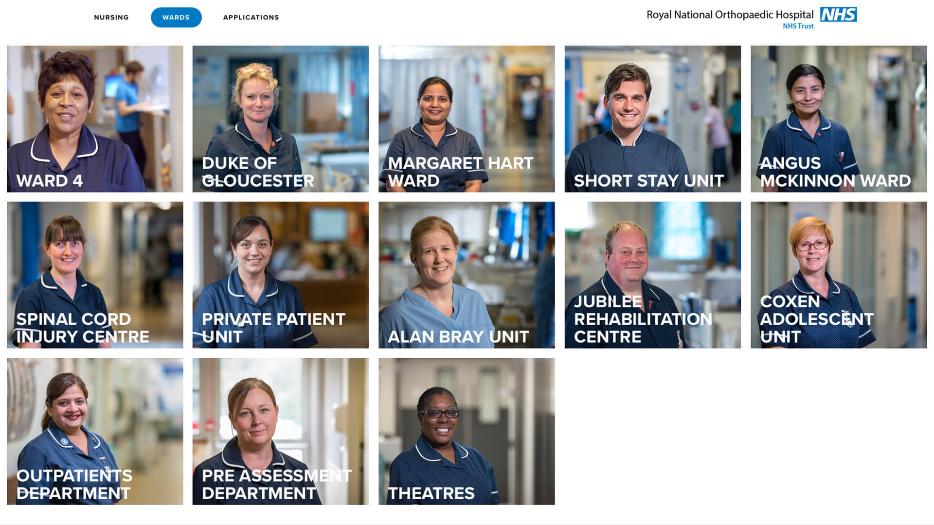 RNOH Nurse Recruitment image